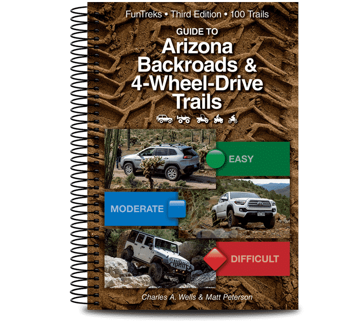Guide to Arizona Backroads & 4-Wheel-Drive Trails