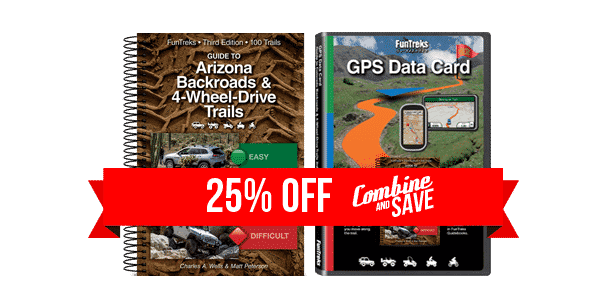 Arizona + GPS package deal